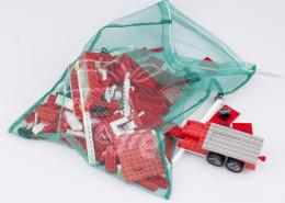 Fregie mit Spielzeug Lego - Alternative Nutzung und Verwendung
