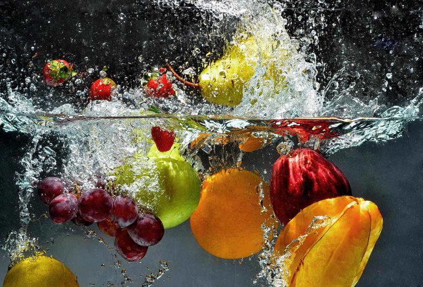 Fregie frisches Obst und Gemüse