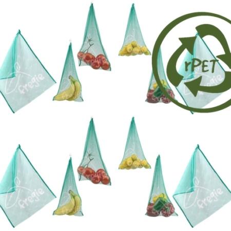 Wiederverwendbarer Fregie 20er Pack aus recyceltem Material